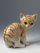 "Скульптура ""Кошка""."