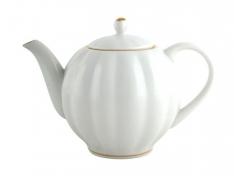 "Чайник заварной, 800 мл. форма тюльпан, ""Белоснежка""."